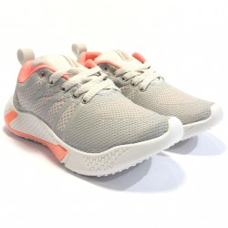 1829- Deportiva Gris/coral