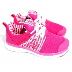 Zapatilla Running Color Fucsia - Addnice