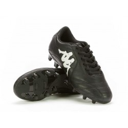Parek- Botin Futbol Black/white C/tapon