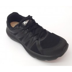 1499- Deportiva Negra Good Runner